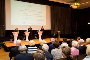 """Hauptstadtforum Politik: """"Freiheit statt Nationalismus – wie retten wir Europa?"""""""