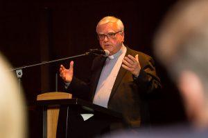 Initiative Hauptstadt Berlin e.V. 2017 – Hauptstadtforum mit Dr. Heiner Koch (Erzbischof des  Erzbistums Berlin)