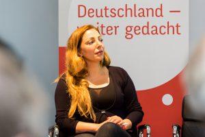 Initiative Hauptstadt Berlin e.V. 2017 – Hauptstadtforum Politik: Bundestagswahl 2017 (Integrations- und Migrationspolitik)