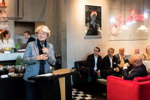 Initiative Hauptstadt Berlin e.V. – Hauptstadtlunch Politik 2017 – Prof. Monika Grütters (MdB - Staatsministerin für Kultur und Medien) – Thema: Bundestagswahl 2017