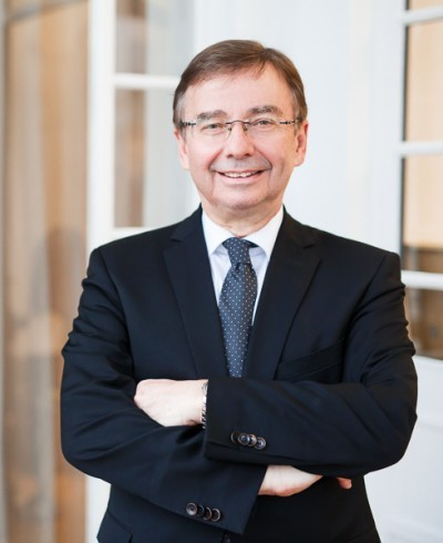 Zoom-Meeting mit Prof. Dr. Wilfried Bernhardt